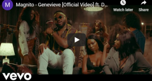 Magnito ft. Duncan Mighty - Genevieve (Official Video)