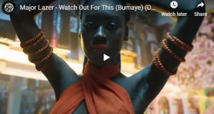 Major Lazer Ft DJ Maphorisa x DJ Raybel – Watch Out For This (Bumaye Remix) (Official Video)