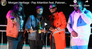 Morgan Heritage ft. Patoranking - Pay Attention (Official Video)