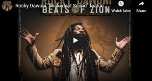 Rocky Dawuni ft Stonebwoy - Wickedest Sound (Official Video)