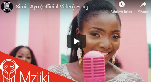 Simi – Ayo (Official Video)