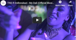 TNS ft Indlovukazi - My Dali (Official Video)