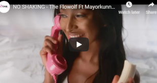 The Flowolf Ft Mayorkunn & Peruzzi - No Shaking (Official Video)