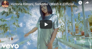 Victoria Kimani Ft Sarkodie - Wash it (Official Video)