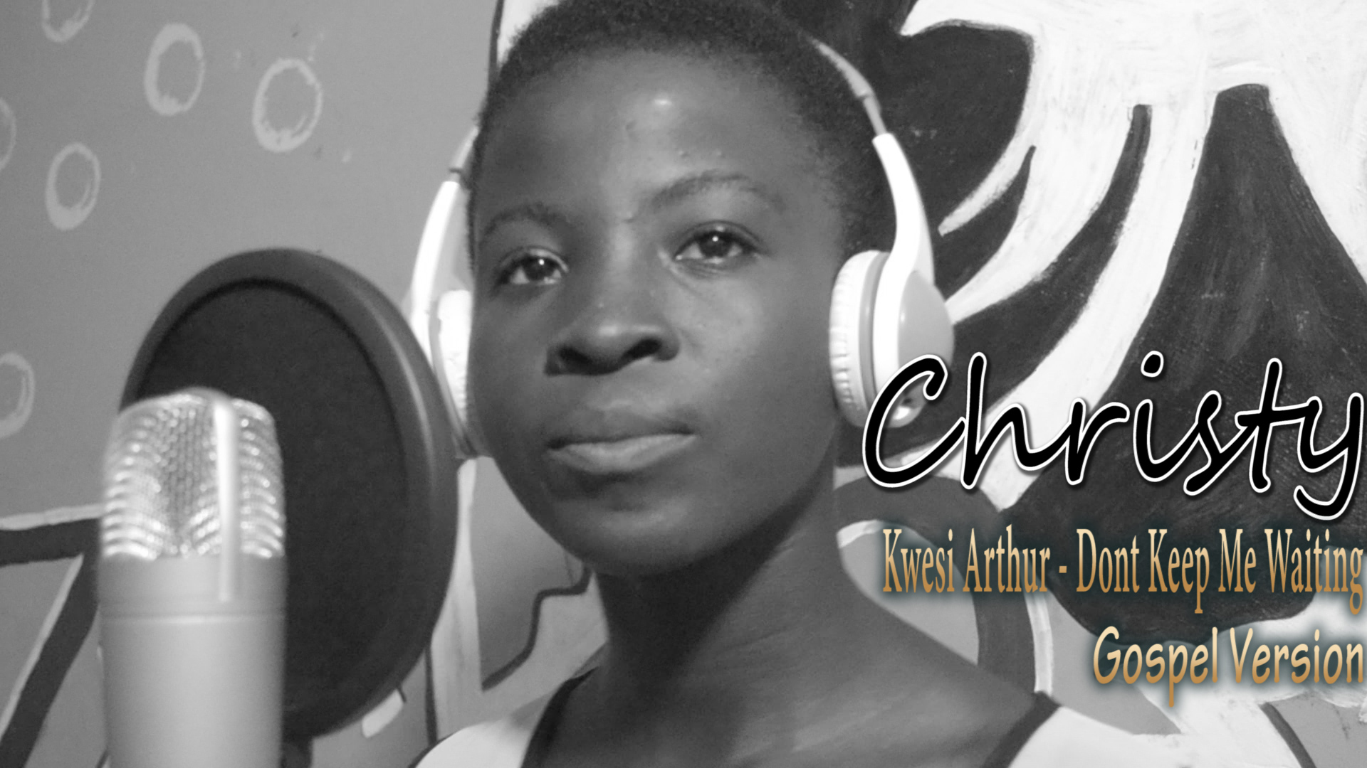 DOWNLOAD MP3 : Christy – Don't Keep Me Waiting (Gospel Version By)