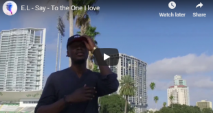 E.L - Say - To the One I love (Official Video)