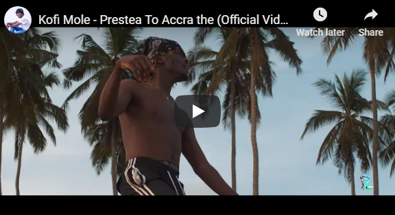 Kofi Mole – Prestea To Accra (Official Video)