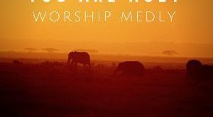 Nathaniel Bassey Ft. Joe Mettle x Mahalia Buchanan – You Are Holy (Worship Medly)