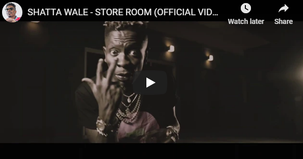 Shatta Wale – Store Room (Official Video)