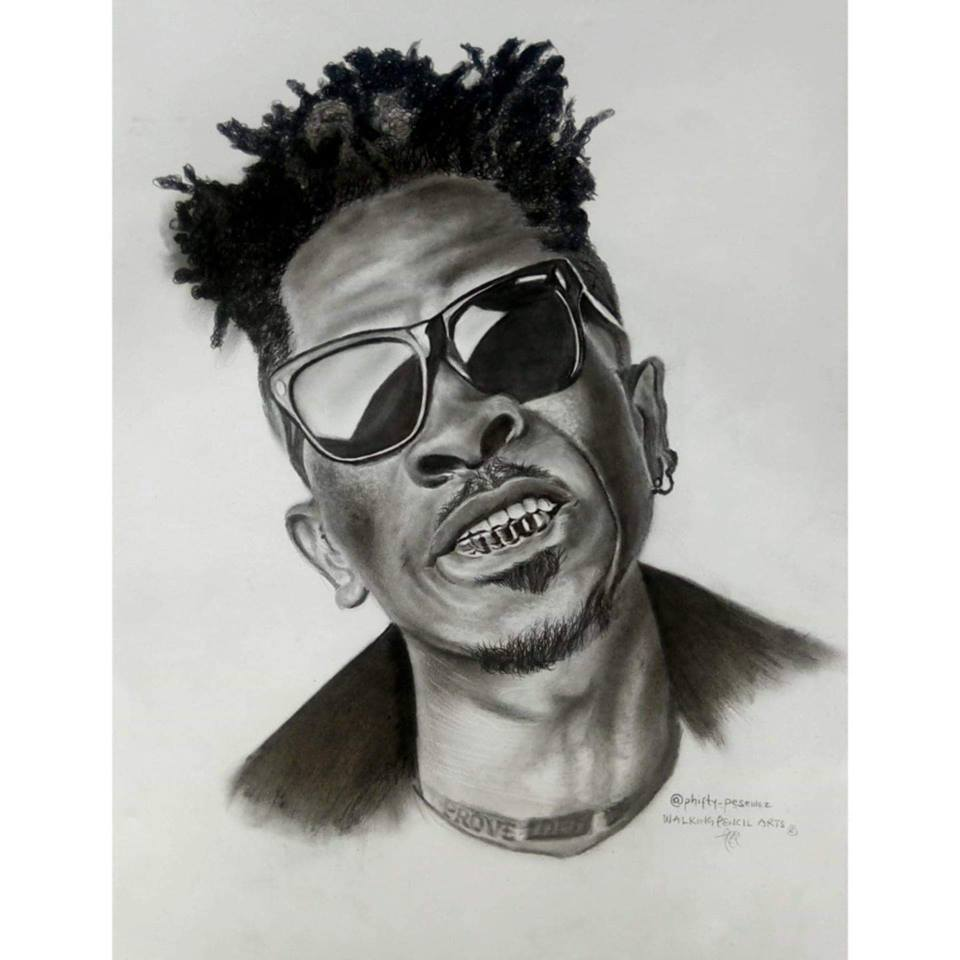 DOWNLOAD MP3 : Shatta Wale – Store Room (Prod By Paq)