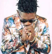 Watch Video: Shatta Wale shed tears after winning video of the year at 3 music awards 2019
