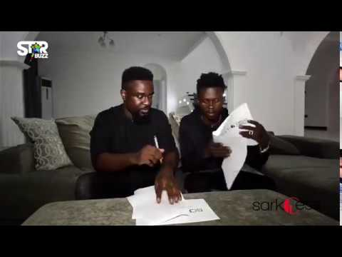 Strongman officially leaves Sarkodie's Sarkcess Music label