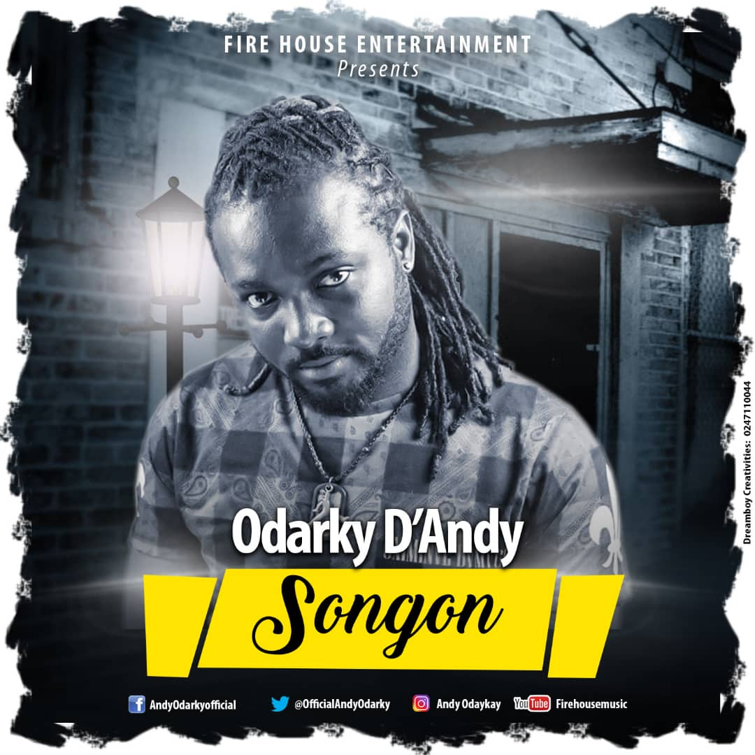 DOWNLOAD MP3 : Andy Odarky – SongOn (Prod By Apya)