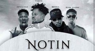 Fameye - Nothing I Get Remix Ft Kuami Eugene , Medikal & Article Wan