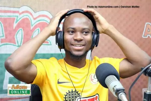 I told Akufo-Addo I'm the real 'King Promise' – Musician