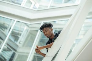 Kwesi Arthur is like Jesus - Mother