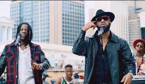 Praiz Ft Stonebwoy – Hustle (Official Video)