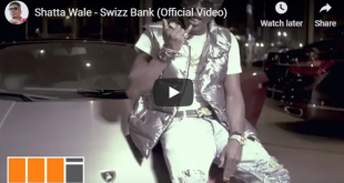 Shatta Wale - Swizz Bank (Official Video)