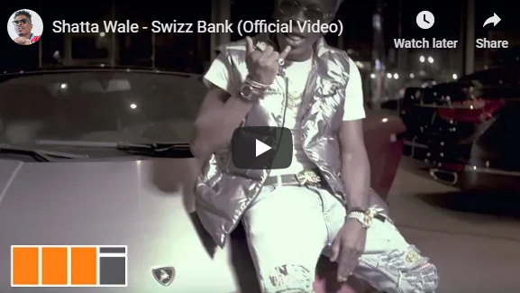 Shatta Wale – Swizz Bank (Official Video)