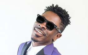 Shatta Wale displays all the 11 awards he won at the 3 Music Awards