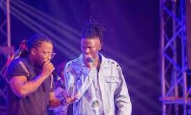 Stonebwoy pulling gun at VGMAs was indirectly predicted by Edem