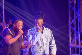 Video: Stonebwoy pulling gun at VGMAs was indirectly predicted by Edem
