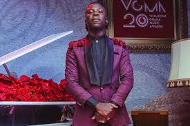 """The Ghana Police Force Did Not Arrest Me But Escorted Me To My Gate After The Incident""""- Stonebwoy"""
