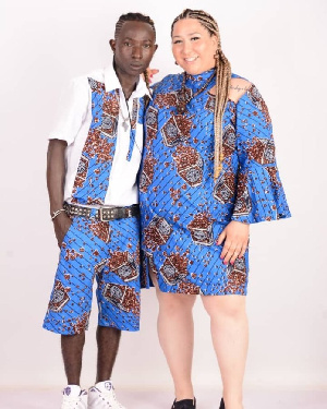 Bisa Kdei denies dating Patapaa's German girlfriend