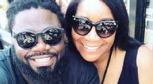 Captain Planet shares lovely picture of his wife as they celebrate 5 years of marriage