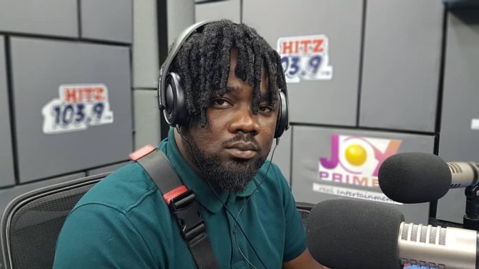 GH artistes refusing to work with me – Lord Paper