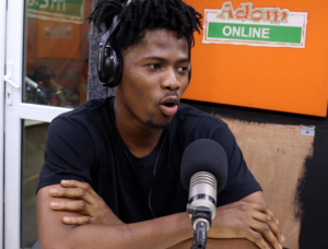 I'm grateful for my journey so far – Kwesi Arthur