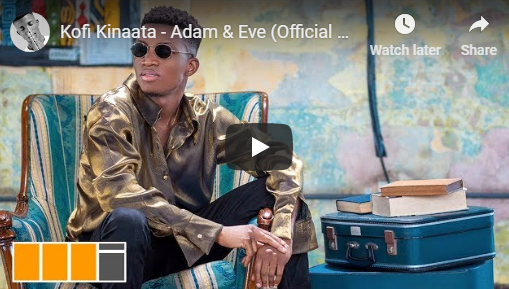 Kofi Kinaata – Adam And Eve (Official Video)