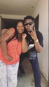 My son's real talent is football and not rap – Medikal's mom to Ghanaians