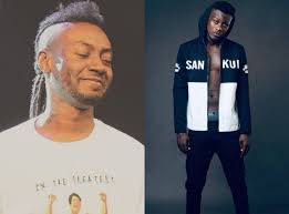Video: Pappy Kojo spotted jamming to Keche Joshua's diss song to him