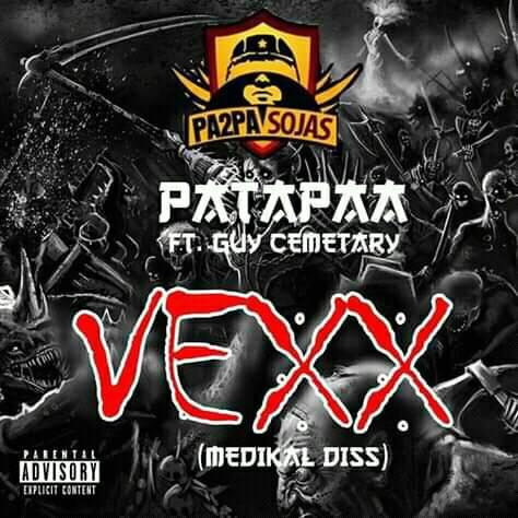 DOWNLOAD MP3: Patapaa ft Guy Cemetery -Vexx (Medikal Diss)