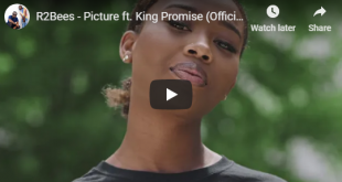 R2Bees ft King Promise - Picture (Official Video)