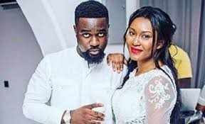 Sarkodie & Tracy Are The Perfect Couple In This New Photo