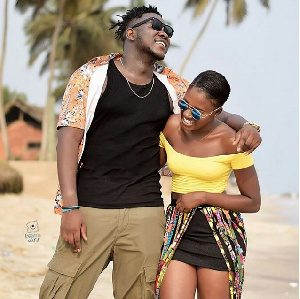 Sista Afia hints at Fella Makafui and Medikal's wedding date