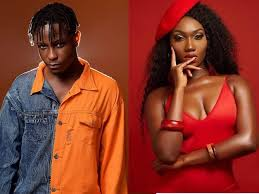Wendy Shay replies Kelvynboy for saying she does not write her own songs