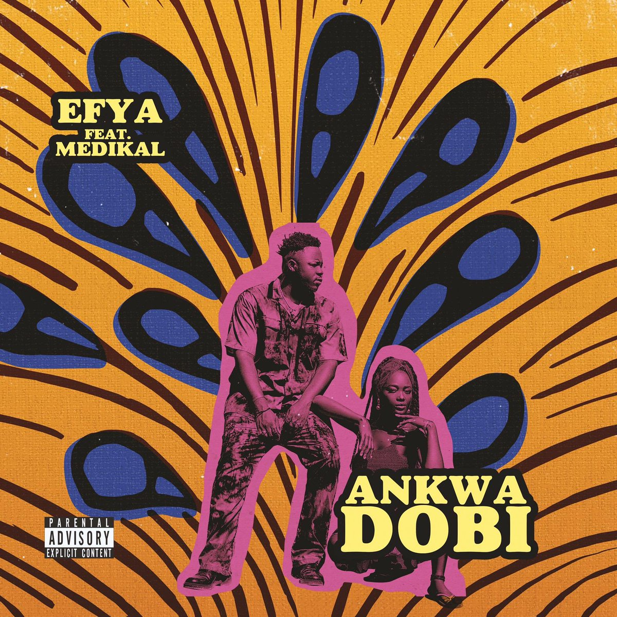 DOWNLOAD MP3: Efya ft Medikal – Ankwadobi