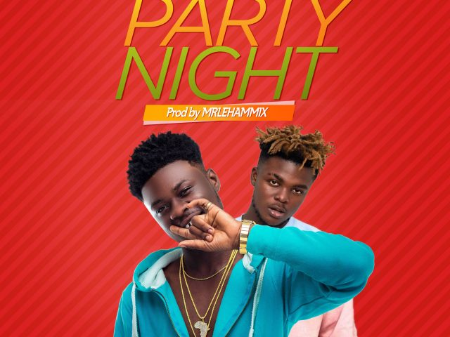 DOWNLOAD MP3 : Lennon ft Quamina Mp – Party Night (Prod By Mrlehammix)