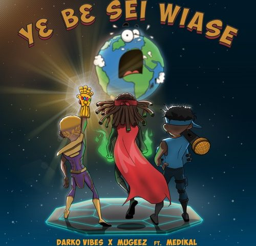 DOWNLOAD MP3 : Darkovibes x Mugeez ft. Medikal – Y3 B3 Sei Wiase