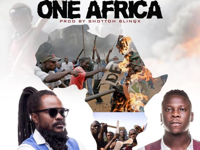 DOWNLOAD MP3 : Ras Kuuku ft. Stonebwoy – One Africa