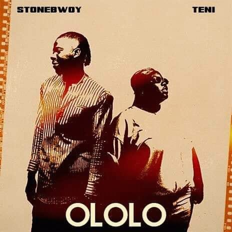 DOWNLOAD MP3 : Stonebwoy ft. Teni – Ololo