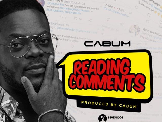 DOWNLOAD MP3 : Cabum – Reading Comments