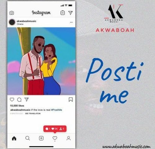 Akwaboah – Posti Me DOWNLOAD MP3