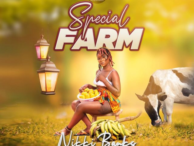 DOWNLOAD MP3 : Nikki Banks – Special Farm (Prod By Dr Spooky)