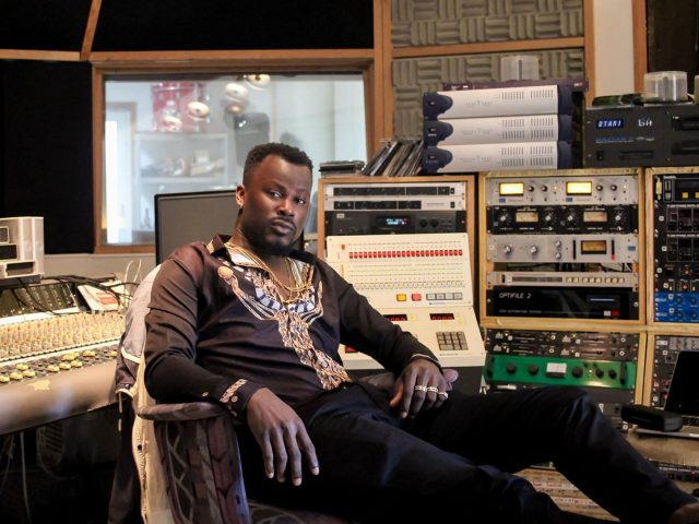 """Mix Master Garzy is one of Ghana's best producers who has gone intercontinental """"A True Musical Legend"""""""