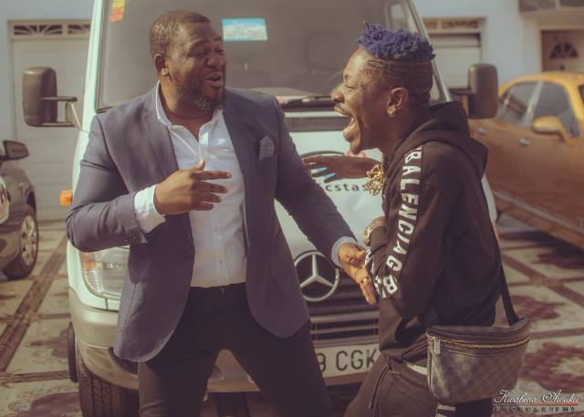 Bulldog Threatens To Stop Managing Shatta Wale If He Rejoins VGMA Again